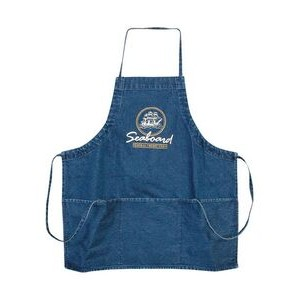 Denim 3-Pocket Apron